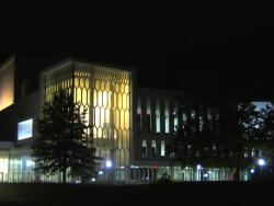 Moss Arts Center