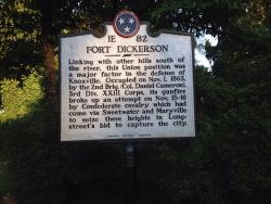 Fort Dickerson Park