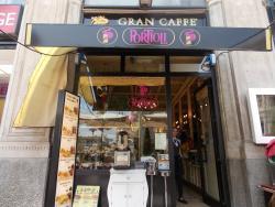 Caffe Portilio Italy