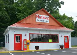 Mutzies Burgers and Fries