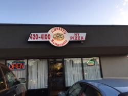 Christo's New York Pizza