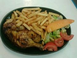 Chicken Frit