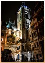Rue du Gros-Horloge
