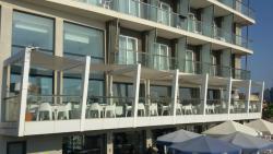 Waters Edge balcony