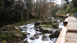 Senda fluvial del rio Baina