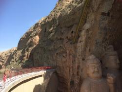Tianti Grottoes