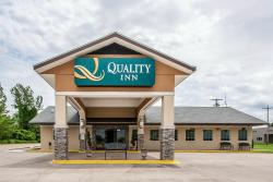 Quality Inn Cairo Mounds