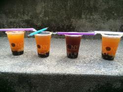 Kony Bubble Tea Taiwan