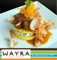 Restaurante Wayra