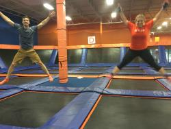 Sky Zone Trampoline Park Richmond