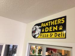 Panther's Den Pizza and Deli