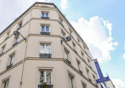 Comfort Hotel Nation Père Lachaise - Paris 11
