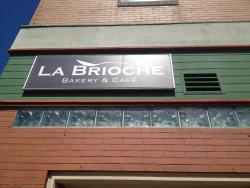La Brioche Bakery and Cafe