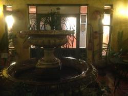 The entrance to Maroush restaurant