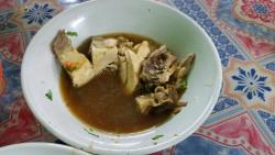 Sop Ayam Klaten Pak Mi'in
