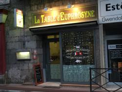 La Table D'euphrosyne