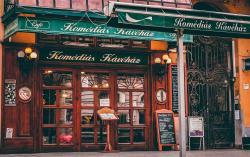 Komedias Cafe