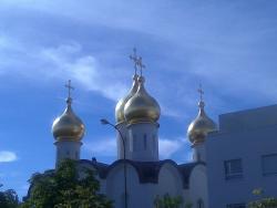Iglesia Ortodoxa Rusa de Santa Maria Magdalena