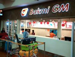 Bakmi GM Bandara Soetta
