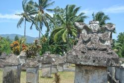 Waruga Burial Complexes