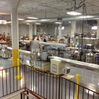 Chocolate Chocolate Chocolate Company Factory