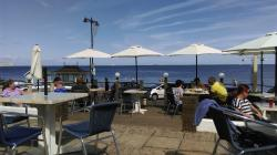 View from the Aqua of Shanklin seafront