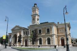 Miklos Ybl Square