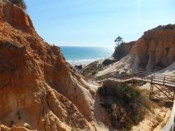 Stairs to the Beautiful Beach