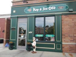 ‪Kup a Joe Cafe‬