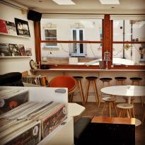 Vinyl Head Cafe