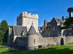 Drum Castle, Garden & Estate