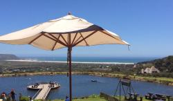 Cape Point Vineyards Tasting Room