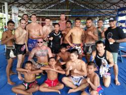 ‪Phuket Dragon Muay Thai‬