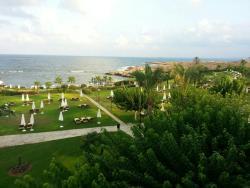 Elysium hotel, Pafos,  Cyprus