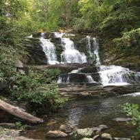 Conasauga Falls Trail