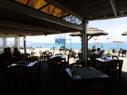 Nisos Beach Restaurant