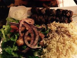 Beiruts Falafel Hut