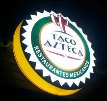 Taco azteca Sur