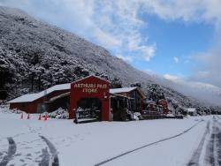 Arthurs Pass Cafe & Stores