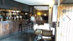 Pub Area prior to the Friday night activity