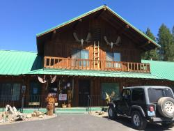 Woodsman Country Lodge