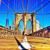 Brooklyn Bridge Sightseeing