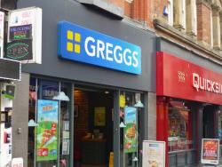 Greggs - Richmond Street