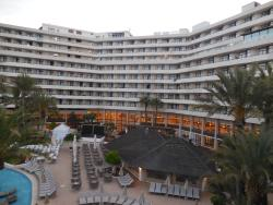 Main Hotel from Room 267