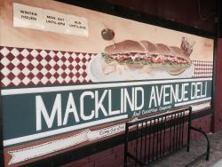Macklind Avenue Deli