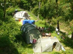 Camping Iserand