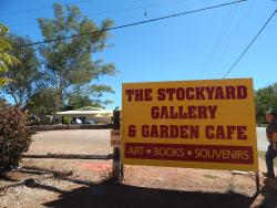 Stockyard Gallery - Cafe