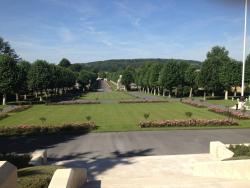 Cimetière Américain Aisne-Marne