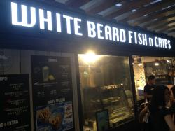 White Beard Fish n Chips