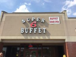 Super 6 Chinese Buffet